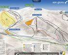 Tres Provincias presenta el plano de pistas de San Glorio