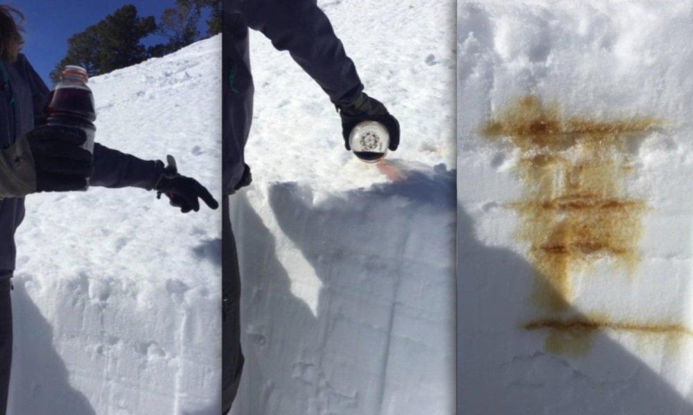 El café y las avalanchas.