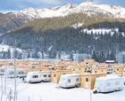 La Molina tendrá un aparcamiento específico para autocaravanas