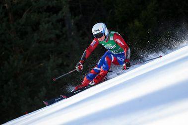 A la segunda va la vencida: Kastle vuelve a la Copa del Mundo de esquí alpino