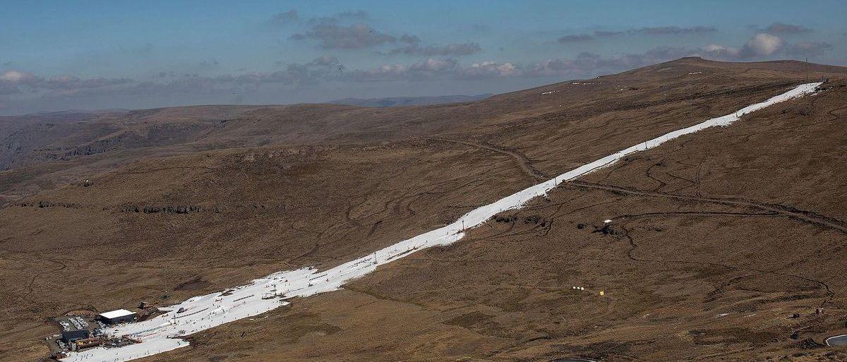 Esto es Afriski: la primera estación de esquí que ha abierto en el hemisferio sur