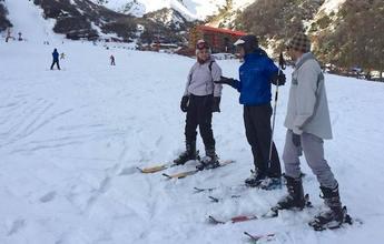 Nevados de Chillán podría abrir todo el centro de ski el fin de semana