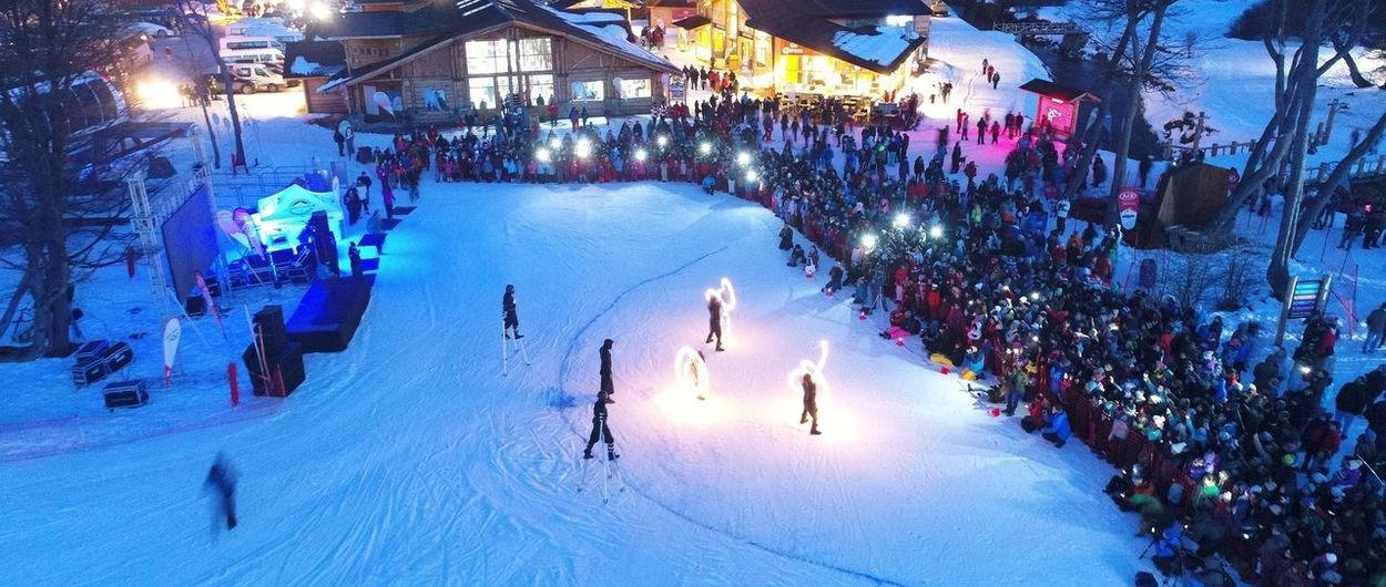 Inauguración formal de temporada en Castor, con diversas actividades