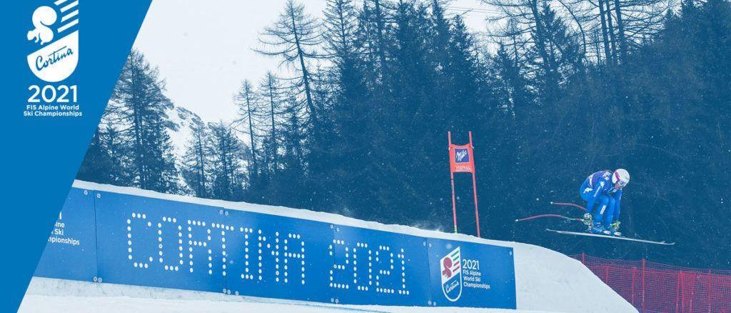 La FIS confirma los Mundiales de esquí alpino en Cortina d'Ampezzo 2021