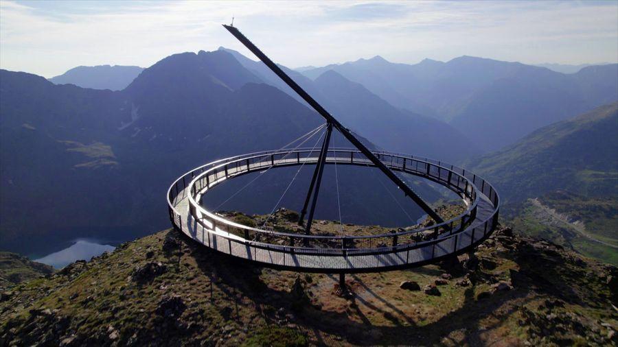 Mirador solar de Tristaina