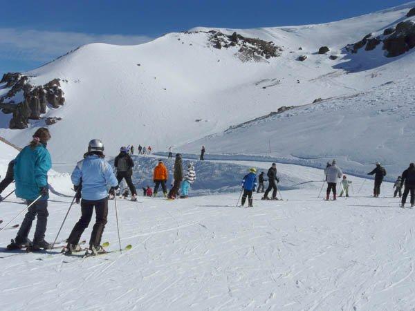Esquiador Muere tras Accidente en La Parva