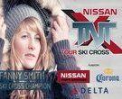 Nissan TNT Tour Comienza con la Mejor del Mundo en Ski Cross