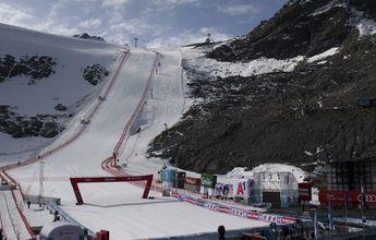 La Copa del Mundo de esqui alpino comenzará una semana antes