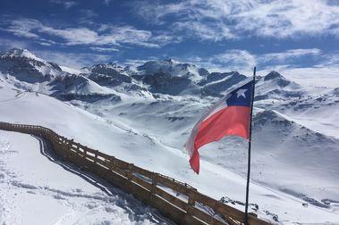 Valle Nevado, la estación más alta de Chile