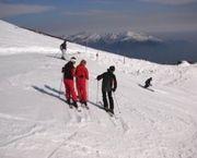 ¿Cómo que esquiar es peligroso?