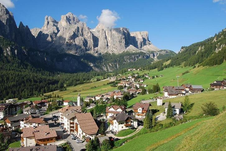 ¿Quieres hacer un viaje con niños a Dolomitas?