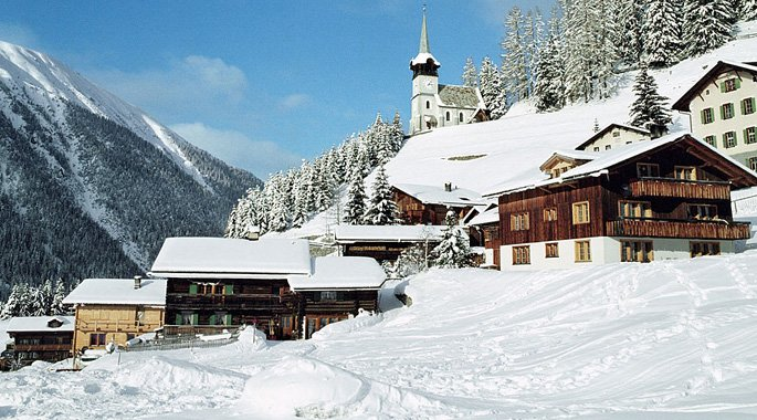 Foto de Davos Parsenn