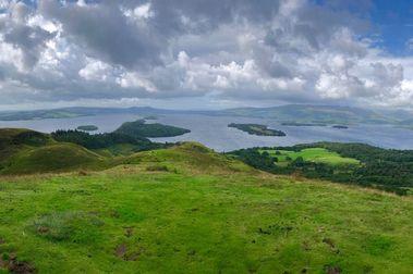 Escocia, montaña y esquí