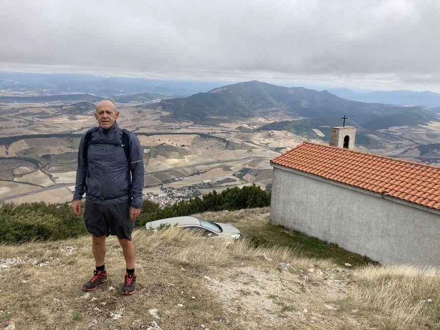 Pretemporada 2020/2021: Trepada dominical en el Elomendi de Monreal