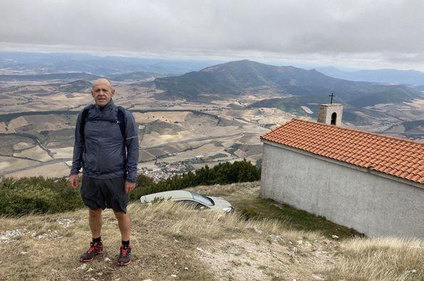 [6-sep] Pretemporada 2020/2021: Trepada dominical en el Elomendi de Monreal
