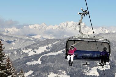 Austria endurece las restricciones en las estaciones de esquí para los no vacunados