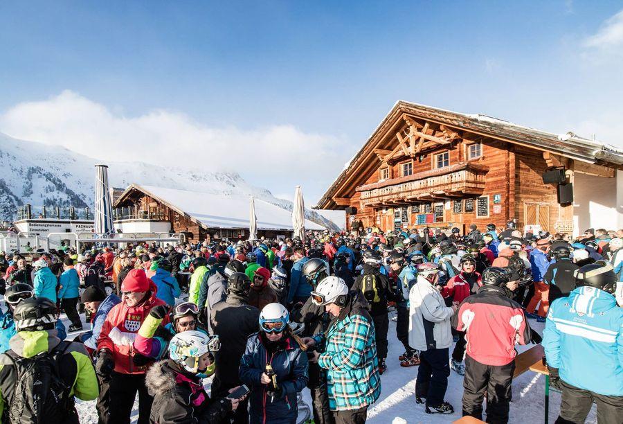 Apre ski austria