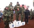 Excelente  Competencia en Volcán Osorno