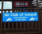 Esquiant sense neu-Skiing without snow.