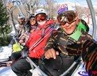 Esquiando en Nevados de Chillán, el Reino de la Nieve