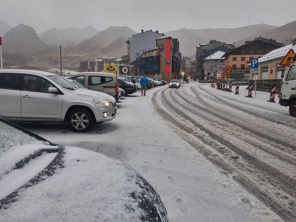 primera nevada
