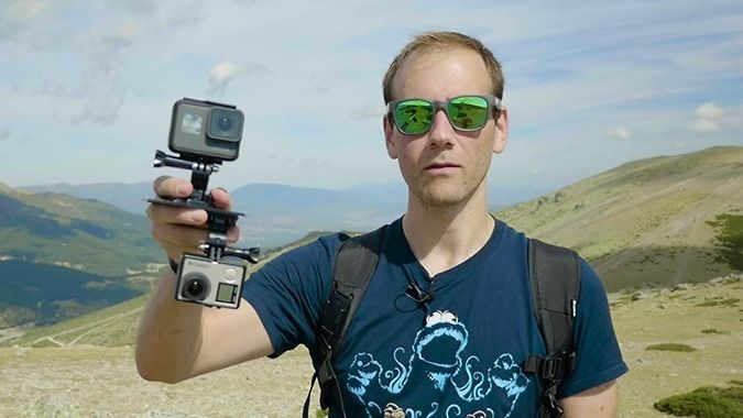 GoPro Hero 6 Black. La mejor cámara deportiva del momento