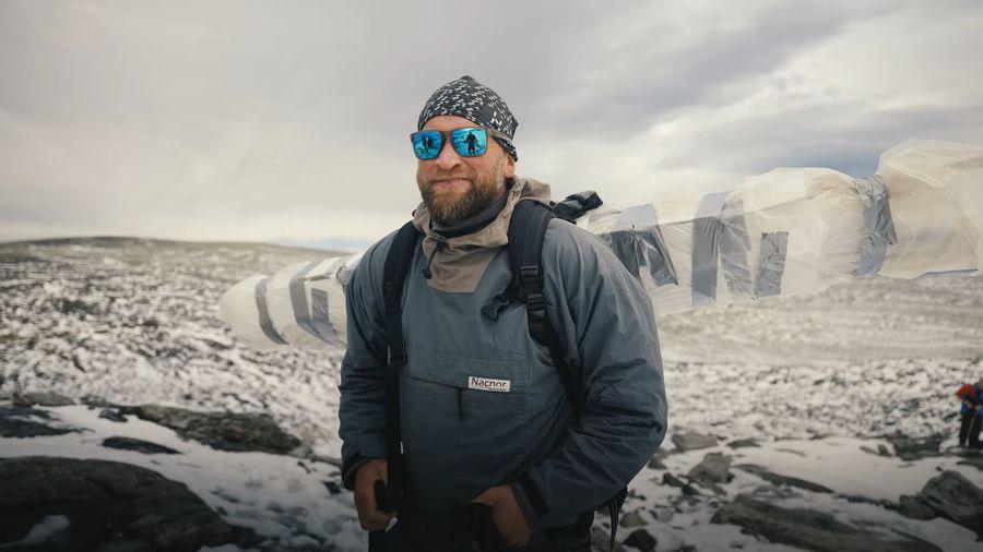 Ancient ski Norway