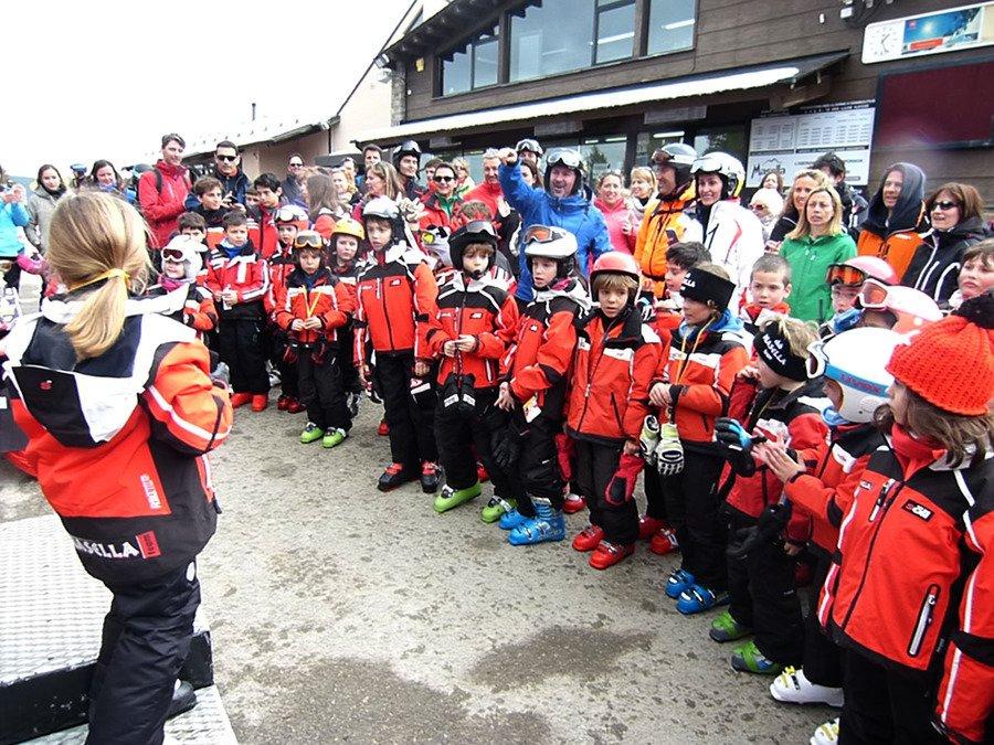 club de esquí