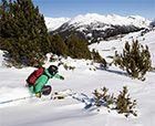 Traventia te regala una noche y dos días de esquí en Grandvalira