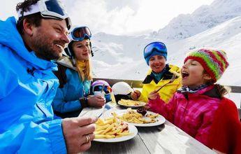 Las estaciones del Pirineo también quieren dar de comer bien