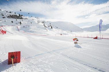 Austria aplaza la prueba de Copa del Mundo de esquí en Lech/Zurs por falta de nieve