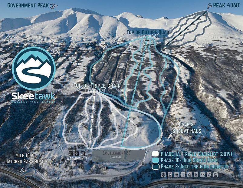 ski map Skeetawk