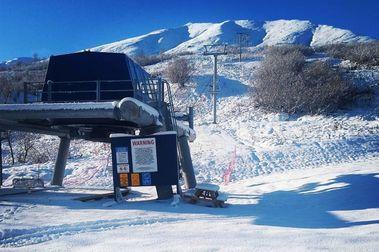 Skeetawk: Una estación de esqui totalmente nueva a tan solo... 440 metros de altura!