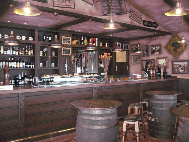 Formigal inaugura el igl bar noticias - Decoracion de bares de tapas ...
