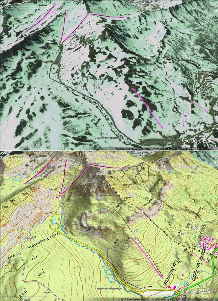 Vistas Google Earth San Isidro 2016-17