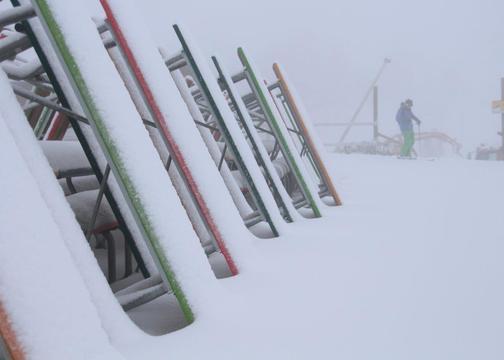 Aramón supera los 180 kms. y ofrece unas conciciones idóneas para esquiar este puente