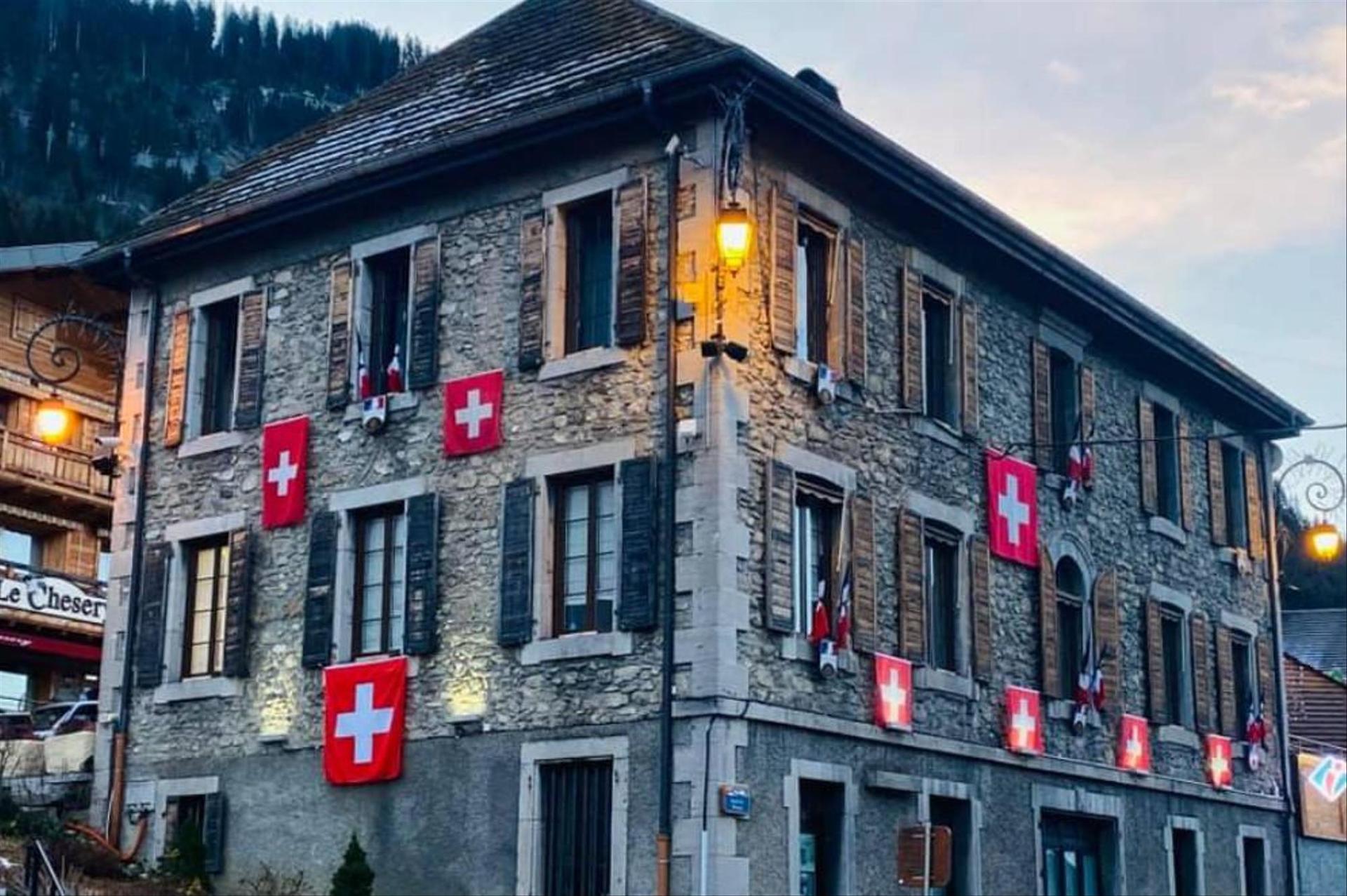 Ayuntamiento de Châtel