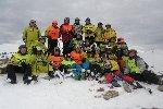 Concentración de Tecnificación de esquí en La Molina