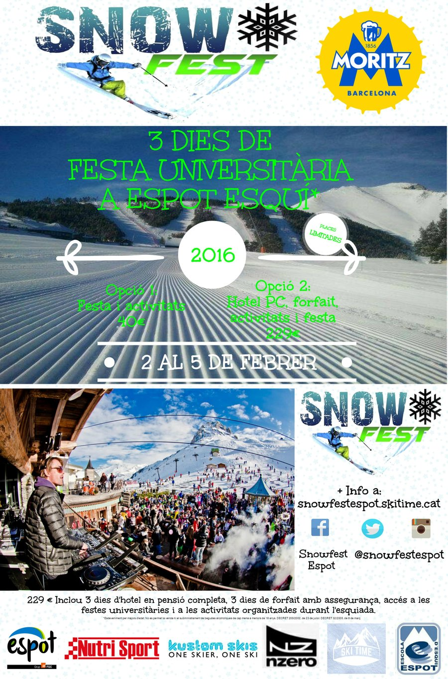 Snowfest Espot