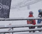 Vallnord despide unas buenas navidades con una nueva nevada