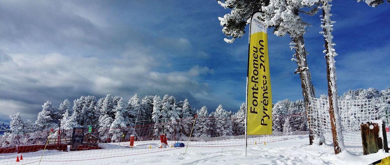 Font Romeu te invita a esquiar en su estación (sorteo)
