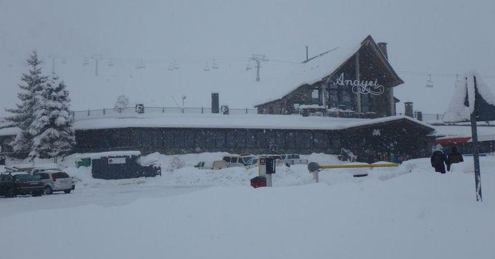 Apocalypse Snow Weekend - Jaca/Astún/Formigal - Ene'18
