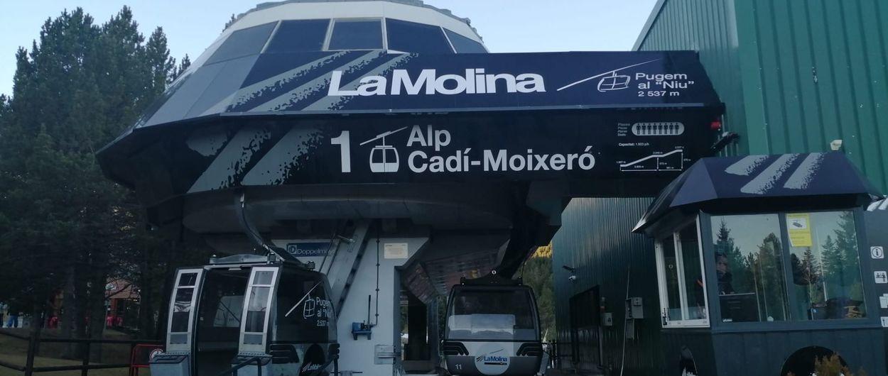 La Molina democratiza la Tosa con el nuevo tramo del telecabina Cadí-Moixeró