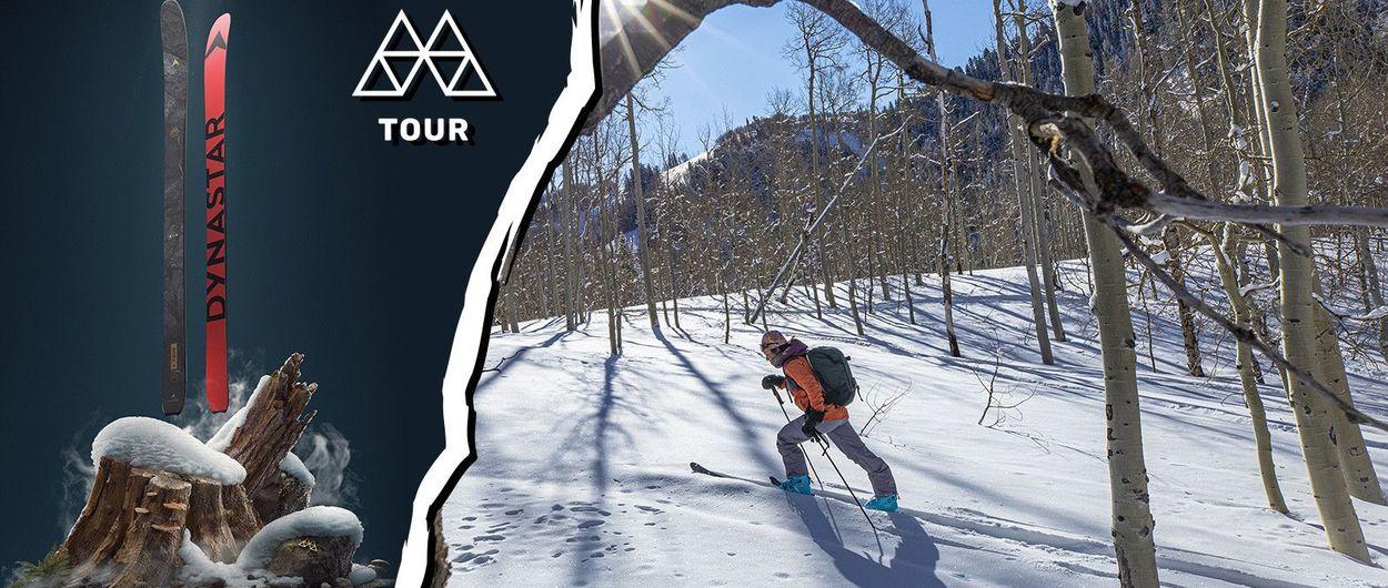 Dynastar vuelve a sus orígenes con la mejor colección de esquí de montaña según los especialistas