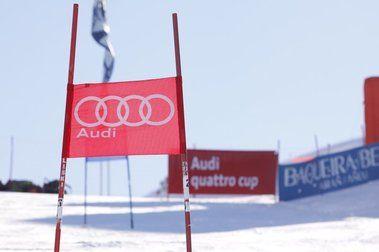 Tot a punt per l'Audi quattro cup