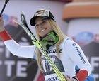 Lara Gut se lleva el Super-G de Garmisch-Partenkirchen