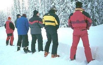 Cosas feas que uno no debe hacer en una estación de esquí