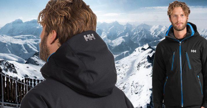 Helly Hansen relanza la icónica chaqueta HH Alpha 2.0