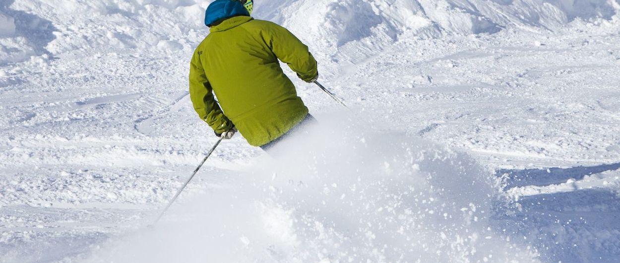 Grandvalira encara el Carnaval con 2 metros de nieve caídos en 15 dias