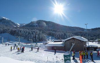 Alp 2500 es la estación con más nieve del sur de Europa